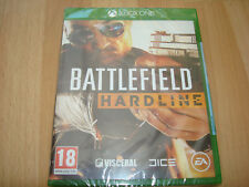 BATTLEFIELD HARDLINE ** NEW & SEALED ** Microsoft Xbox One Game