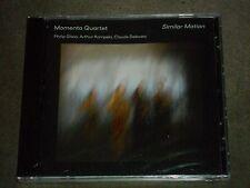 Momenta Quartet Similar Motion sealed Philip Glass Arthur Kampela Claude Debussy