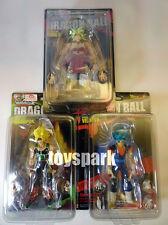 bandai Shodo Neo Vol 5 Dragonball Z SSGSS VEGETTO +Super Saiyan BARDUCK+SS BROLY