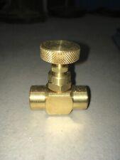 Generant Brass Needle Valve