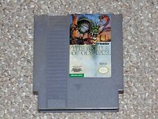 The Battle of Olympus Nintendo NES Cartridge