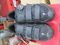New Specialized MTB Rime shoes mountain bike black -- New in a Box