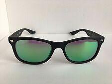 New Ray-Ban Kids RJ 48mm Black Mirrored Sunglasses No case