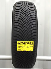 205/60R16 MICHELIN ALPIN 5 92T Part worn tyre (W483) AS NEW