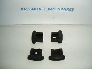 280-680  MG MGA 1600 MGB MK1 DOOR BUFFER SET X 4
