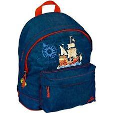 Boys' Accessories Die Sriegelburg 5-teilen Backpacks & Bags Junior Kulturtasche Capt'n Sharky
