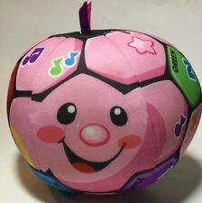Fisher Price Laugh & Learn Singing Soccer Ball