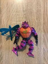 MOTU 1985 He-Man ?Tung Lashor? with crossbow