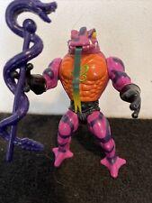 Tongue Lasher/w Weapon /MotU Mattel 1985 Masters Of The Universe Vintage He-man