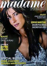 2007: SOPHIE MARCEAU_DAPHNE ROULIER_EMMANUELLE SEIGNER_MARIA DE MEDEIROS