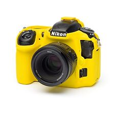 easyCover Armor Protective Skin for Nikon D500 in Yellow > Cheap Assurance