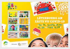 Luxembourg 2020 Delivery 3-4 weeks Corona  Block