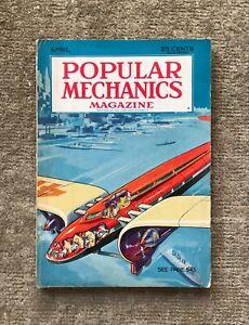 Popular Mechanics April 1933