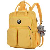 Women Backpacks Multi-pocket Large Capacity Waterproof for Outdoor Travel School