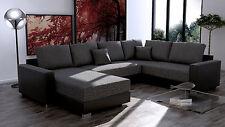 sofagarnituren aus leder g nstig kaufen ebay. Black Bedroom Furniture Sets. Home Design Ideas