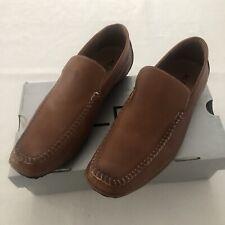 Mens ALDO slip On Leather Shoes Size 9