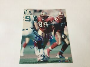 Brentson Buckner Hand Signed Autographed 8x10 Photo SF San Francisco 49ers a