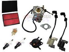for Honda Carburetor Coil Fuel Pump Fuel Air Filter Plugs GX620 Gx610 Engine