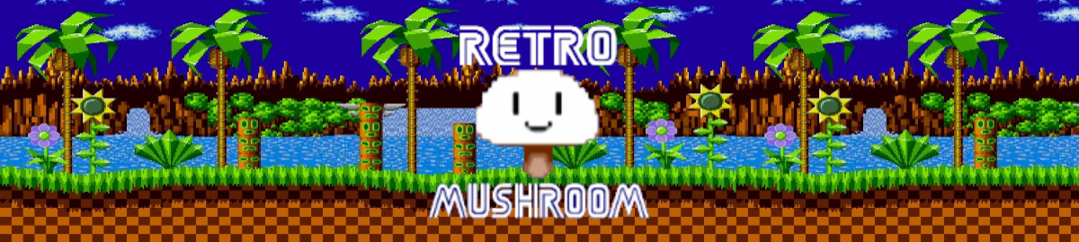 Retro Mushroom Games
