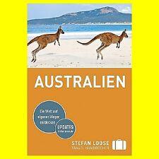 Stefan Loose Reiseführer Australien   978-3-7701-6776-0  -  NEU & PORTOFREI