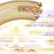 JADE WARRIOR - Way of the sun NUEVO CD