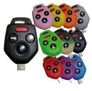 Keyless Entry Key Fob Remote Rubber Cover Subaru Outback Tribeca Impreza Legacy
