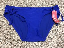 259142f00e Arizona Jean Co. Bikini Bottoms. Apollo Blue. Size: Large. NWT!