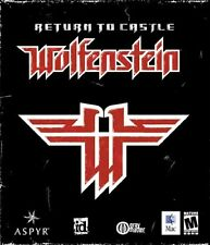 Return to Castle Wolfenstein Mac New Sealed Rare