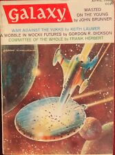 Galaxy Science Fiction Digest Magazine Frank Herbert Larry Niven (April, 1965)