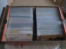 Gratiskarten der Deutschen Post Consult, Komplette Sammlung von Nr.1 - 481 RAR