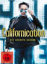 CALIFORNICATION - Saison 6 NEUF #