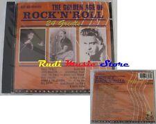CD GOLDEN AGE ROCK N ROLL SIGILLATO ELVIS PRESLEY LITTLE RICHARD BERRY (C58*)