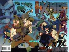 JOE MADUREIRA ART X-MEN ALPHA #1 UNUSED COVER WOLVERINE AoA AGE OF APOCALYPSE