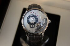 Glashutte Original PanoInverse Manual Wind 42mm Watch Box/Papers/Warranty $12600