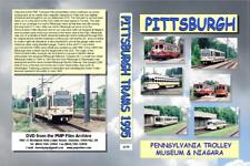 3779. USA. Trams. In this volume we look at Pittsburgh in the USA which in 1995