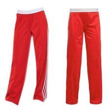 Pantaloni da donna rossi adidas