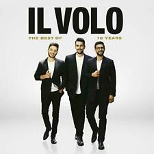Il Volo - 10 Years - The Best Of... (NEW CD)