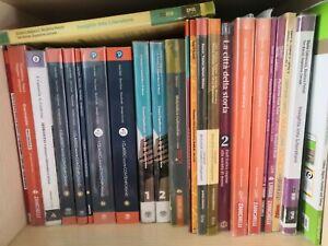 Libri scolastici usati liceo scientifico LEGGERE LA DESCRIZIONE