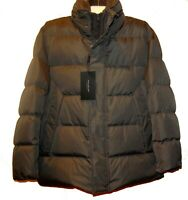 Marc New York  Men's Green Olive DOWN Hood Coat Jacket Sz US L NEW