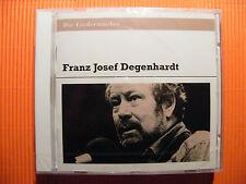 CD i cantastorie/Franz Josef Degenhardt (2012) - OVP