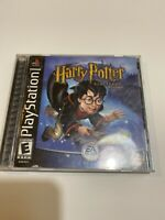 Harry Potter and the Sorcerer's Stone (Sony PlayStation 1, 2001)