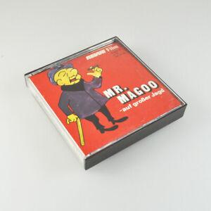 Revue Film 8605 - Mr. Magoo auf großer Jagd - Super 8 - ca.33m - s/w