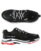 Scarpe Sneaker Daniele Alessandrini Shoes Uomo Nero F20203902 1