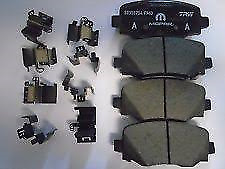 Brake Pads Set Rear Genuine Fiat 500X 2015- 77367417