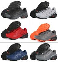 Men Sports Shoes Speed cross 5 Outdoor Hiking Sneakers Camping Athletic Trainers
