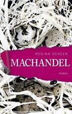 Machandel von Regina Scheer (2014, Gebundene Ausgabe)