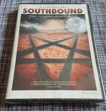 SOUTHBOUND - ED 1 DVD - 87 MIN - NUEVO EMBALADO - NEW SEALED - TERROR 2015