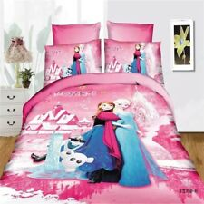 Frozen Bedding Disney elsa & Anna Single Reversible Cover & Pillow Duvet cover