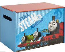 Thomas Lokomotive Spielzeugkiste Truhe Aufbewahrungskiste Spielzeugtruhe 474TMA