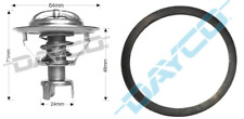 Dayco Thermostat + Gasket FOR Nissan Navara 3.0L V6 VG30DE